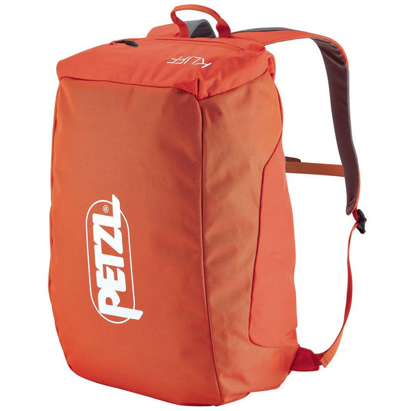 Plezalni nahrbtnik Petzl Kliff Rope Bag (Red/Orange)