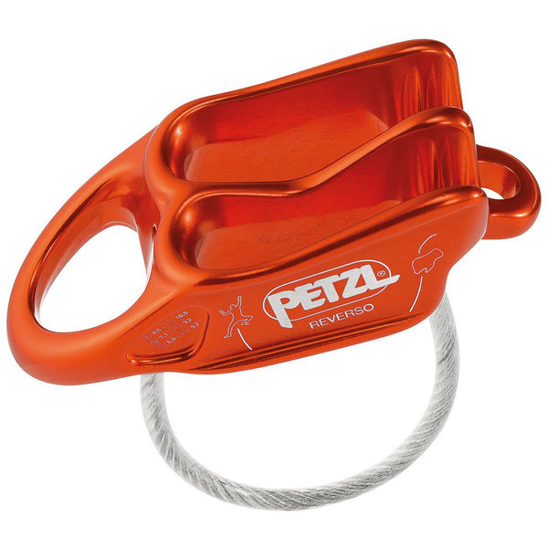 Varovalo Petzl Reverso Belay Device (Red)