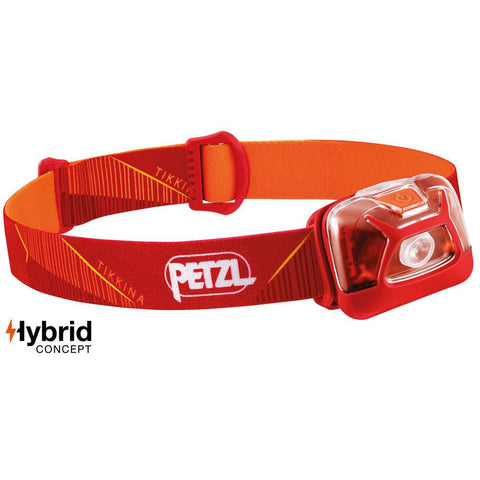 Čelna svetilka Petzl Tikkina Headlamp (Red)