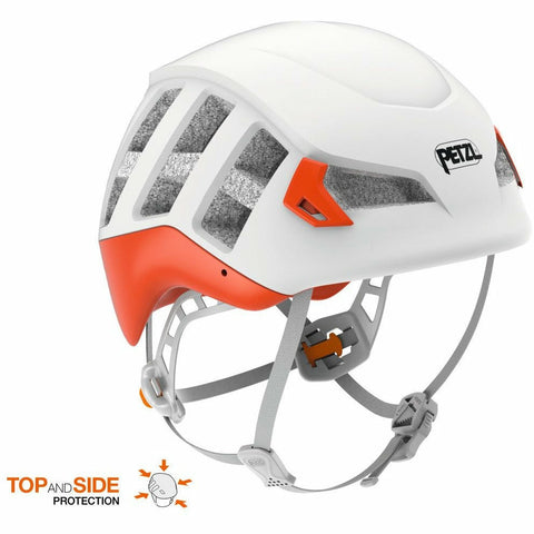 Plezalna čelada Petzl Meteor Helmet (Red/Orange)