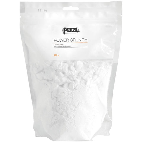 Magnezij v vrečki Petzl Power Crunch Chalk
