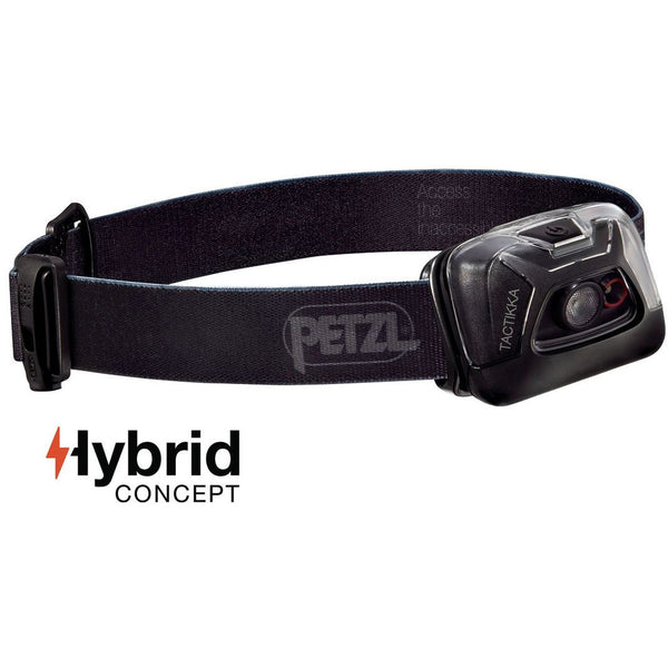 Čelna svetilka Petzl TacTikka Headlamp (Black)