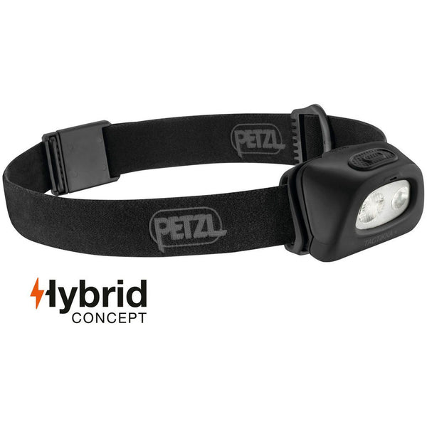 Čelna svetilka Petzl TacTikka + Headlamp (Black)