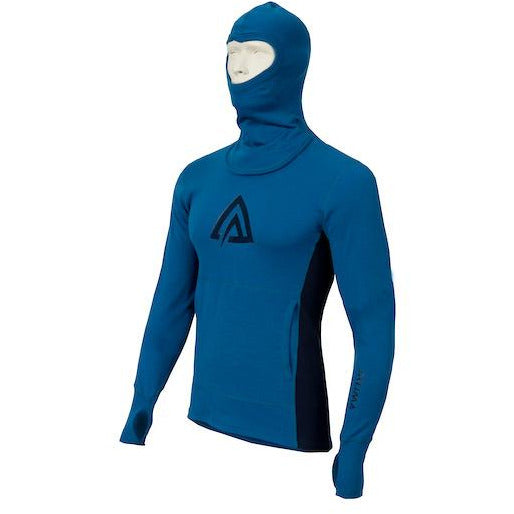 Moški volnen termo pulover Aclima WarmWool Hooded Sweater