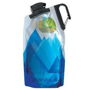 Čutara DuoLock SoftBottle 0.75 L (Blue Peaks)