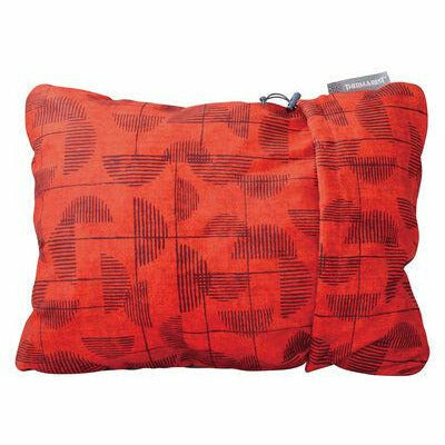 Vzglavnik Therm-a-Rest Compressible Pillow Medium (Red Print)