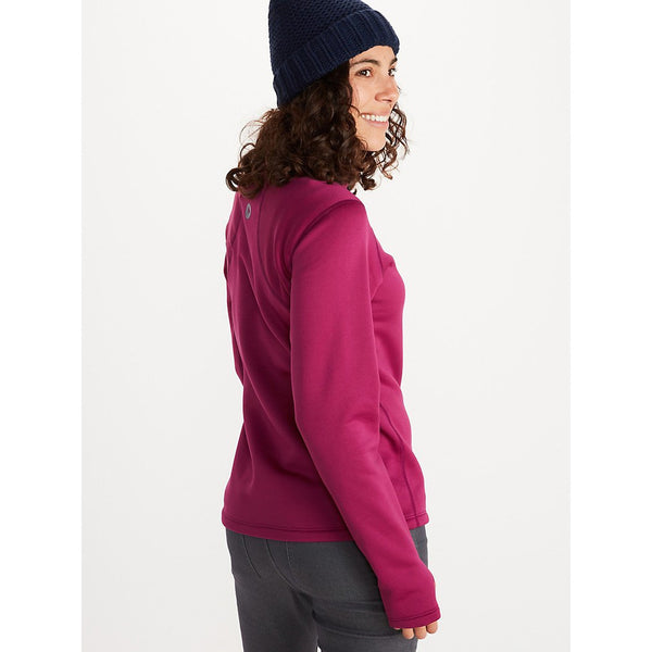 Ženski flis Marmot Wm's Olden Polartec 1/2 Zip