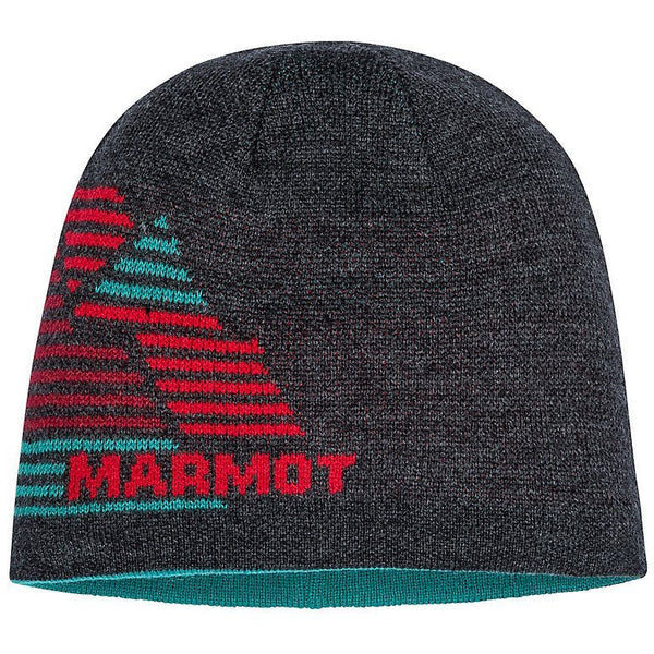 Kapa Marmot Novelty Reversible Beanie (Dark Grey Heather)