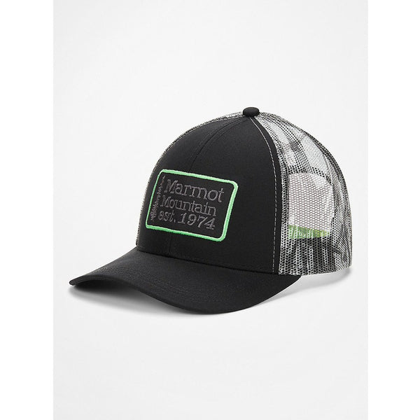 Kapa Marmot Retro Trucker Hat