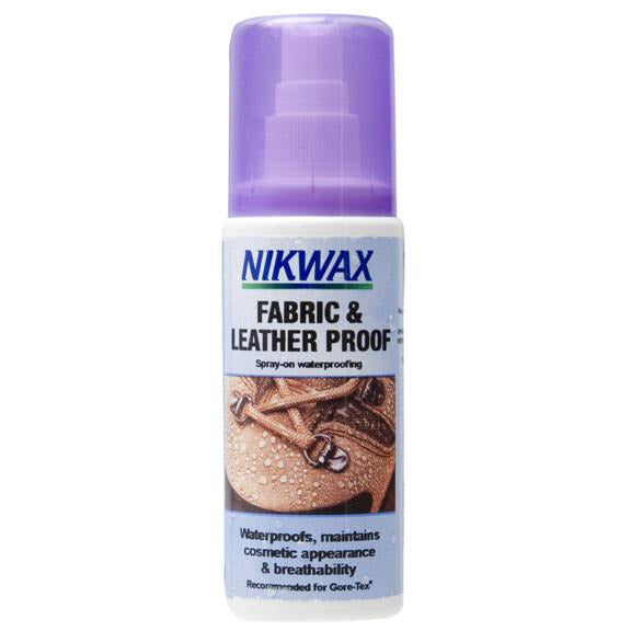 Impregnacija za obutev Nikwax Fabric & Leather Proof™ 125 ml