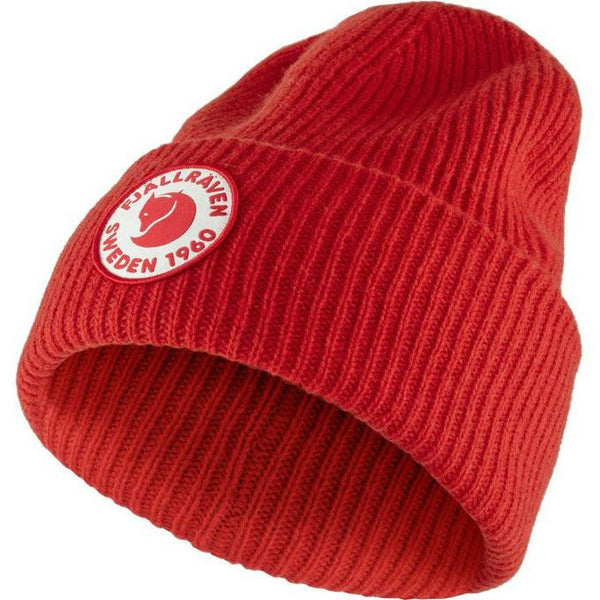 Kapa Fjällräven 1960 Logo Hat (True Red)