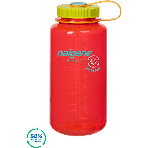 Čutara Nalgene Wide Mouth 1 L (Pomegranate)