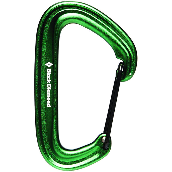 Vponka Black Diamond LiteWire Carabiner (Green)