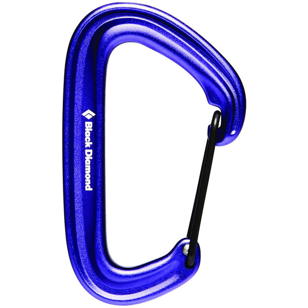 Vponka Black Diamond LiteWire Carabiner (Purple)