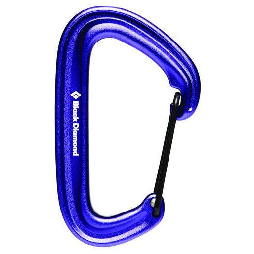 Vponka Black Diamond LiteWire Carabiner (Blue)
