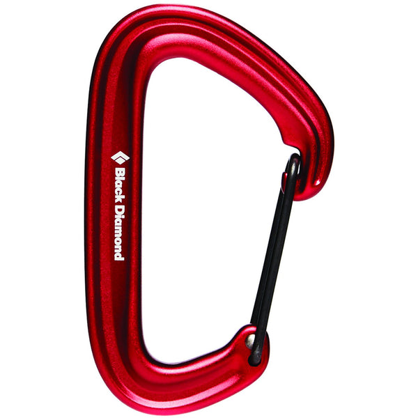Vponka Black Diamond LiteWire Carabiner (Red)