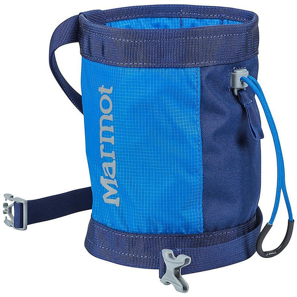 Magnezij vrečka Marmot Rock Chalk Bag (Deep Blue/Cobalt Blue)