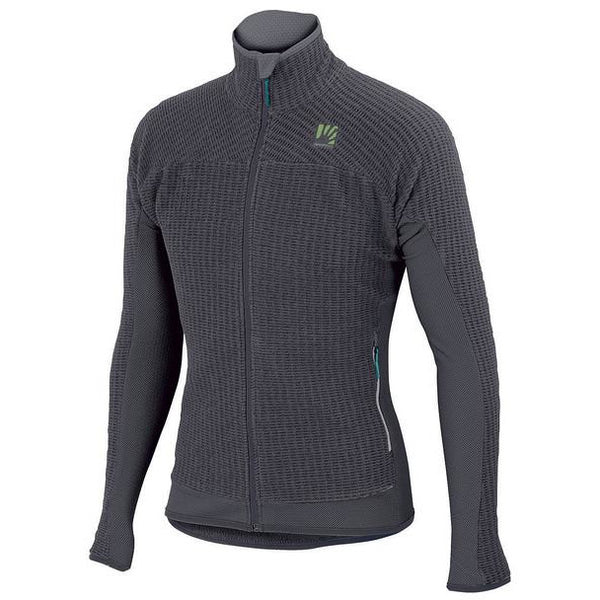 Moški flis Karpos Rocchetta Fleece (Dark Grey)