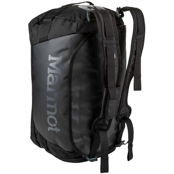 Torba Marmot Long Hauler Duffel Small (Black)