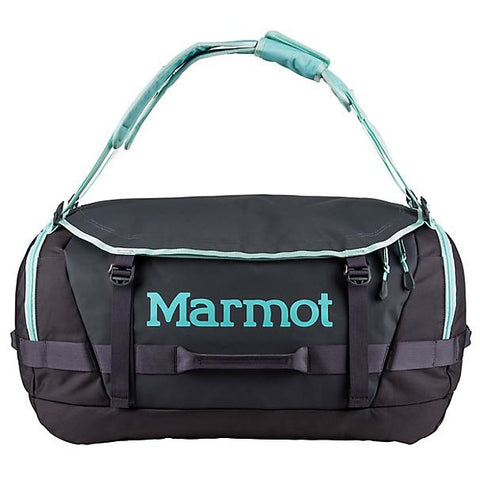 Torba Marmot Long Hauler Duffle Bag Large (Dark Charcoal/Blue Tint)