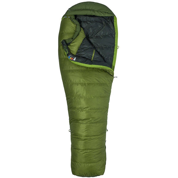 Spalna vreča Marmot Never Winter Sleeping Bag Long (Cilantro/Tree Green)