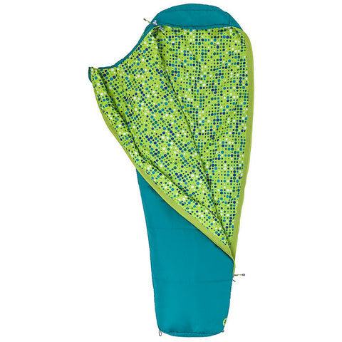 Otroška spalna vreča Marmot Kid's NanoWave 40 Sleeping Bag (Malachite)
