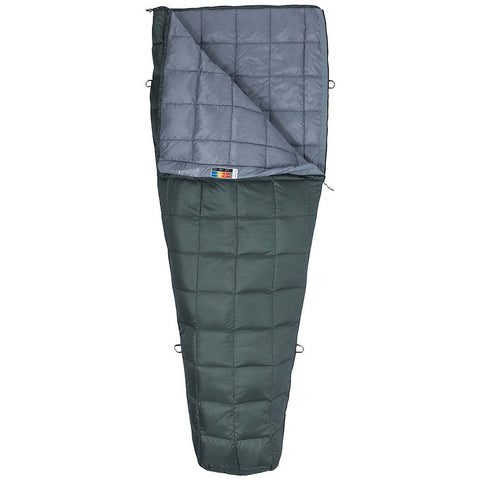 Spalna vreča Marmot Micron 50 Sleeping Bag (Crocodile/Grey Storm)