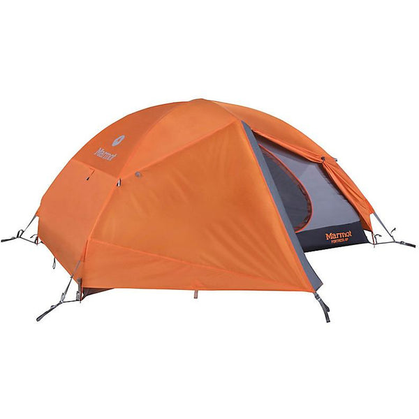Šotor Marmot Fortress 2-Person Tent (Tangelo/Grey Storm )