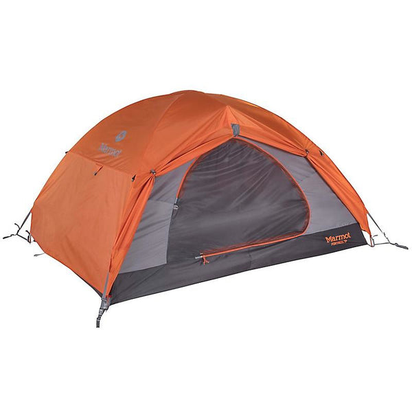 Šotor Marmot Fortress 3-Person Tent (Tangelo/Storm)