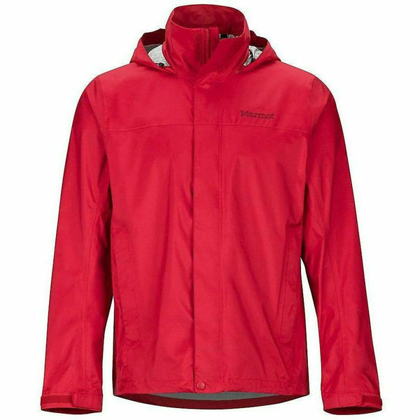 Moška nepremočljiva jakna Marmot PreCip Eco Jacket (Team Red)