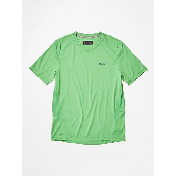 Moška športna majica Marmot Windridge SS Shirt (Kelly Green)