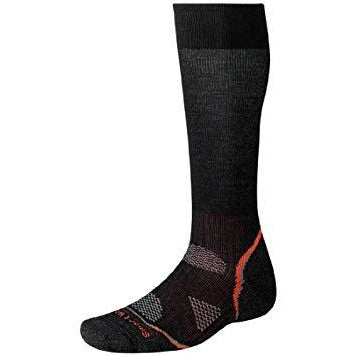Nogavice Smartwool PhD® Outdoor Mountaineer Socks  (Black)