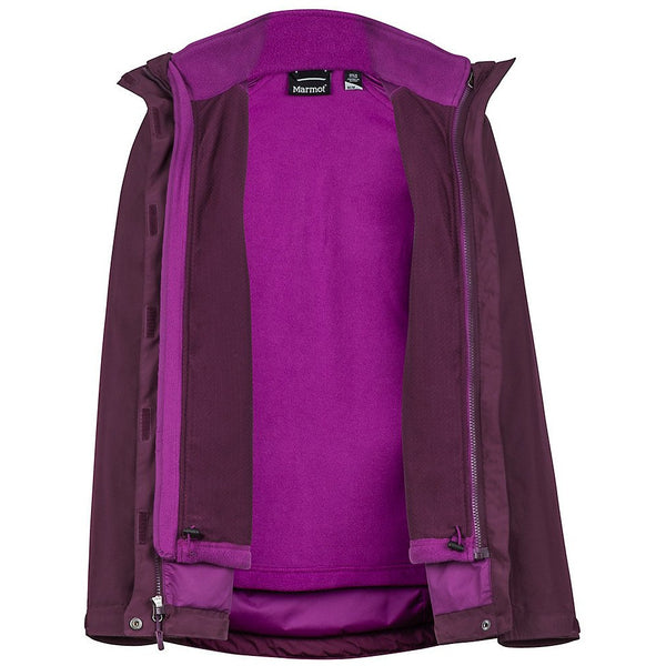Ženska jakna Marmot Wm's Ramble Component Jacket  (Dark Purple)