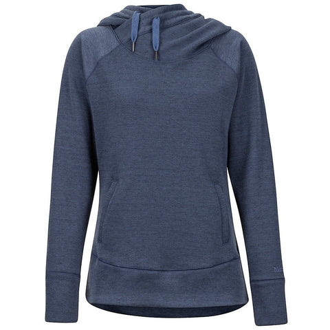 Ženski pulover Marmot Wm's Rowan Hoody (Storm Heather)