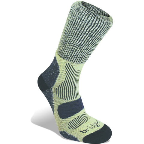 Moške nogavice Bridgedale Active Light Hiker Socks (Charcoal)