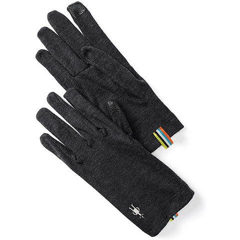 Rokavice Smartwool NTS Merino 250 Glove (Charcoal Heather)