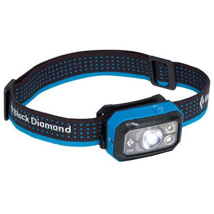 Čelna svetilka Black Diamond Storm400 Headlamp (Azul)