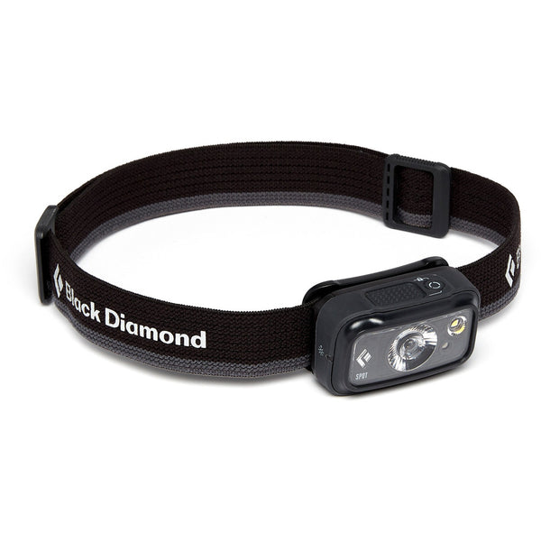 Čelna svetilka Black Diamond Spot 350 Headlamp (Graphite)
