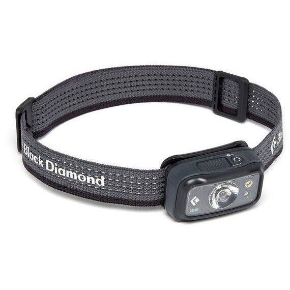 Čelna svetilka Black Diamond Cosmo 300 Headlamp (Graphite)