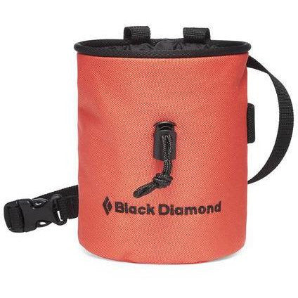 Magnezij vrečka Black Diamond Mojo Chalk Bag (Coral)