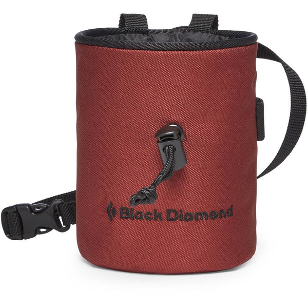 Magnezij vrečka Black Diamond Mojo Chalk Bag (Red Oxide)