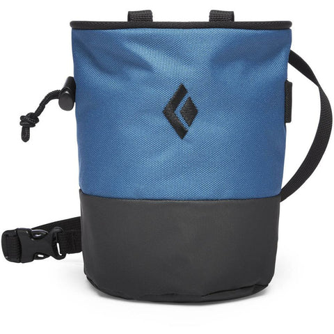 Magnezij vrečka Black Diamond Mojo Zip Chalk Bag (Astral Blue/Slate)