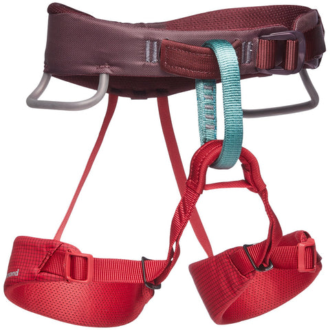 Otroški plezalni pas Black Diamond Momentum Harness (Wild Rose)