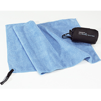 Potovalna brisača Cocoon Terry Towel Light XLarge (Light Blue)