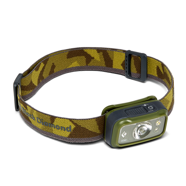 Čelna svetilka Black Diamond Cosmo 300 Headlamp (Dark Olive)