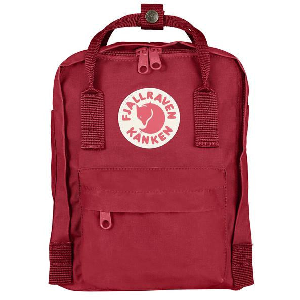 Nahrbtnik Fjällräven Kånken Mini Backpack (Deep Red)