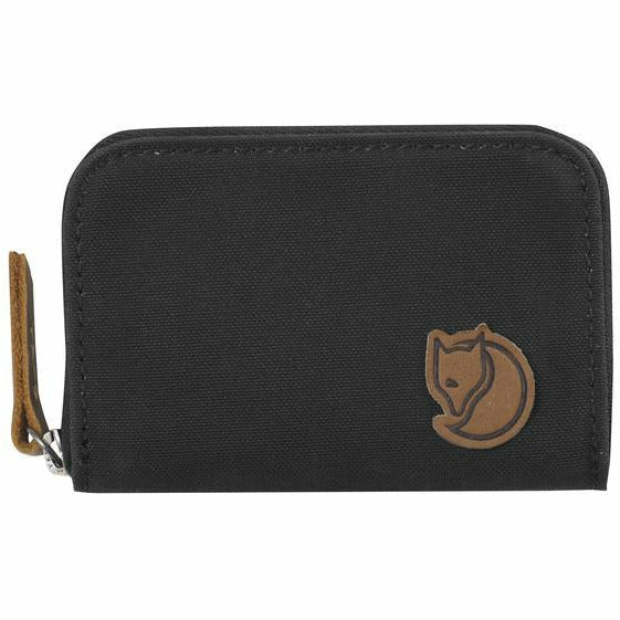 Denarnica Fjällräven Zip Card Holder (Dark Grey)