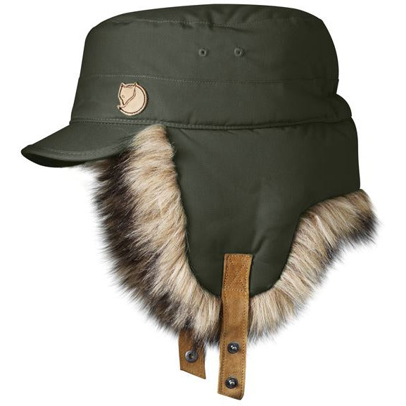 Kapa Fjällräven Woodsman Cap (Mountain Grey)