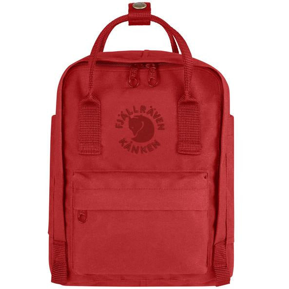 Nahrbtnik Fjällräven Re-Kånken Mini Backpack (Red)
