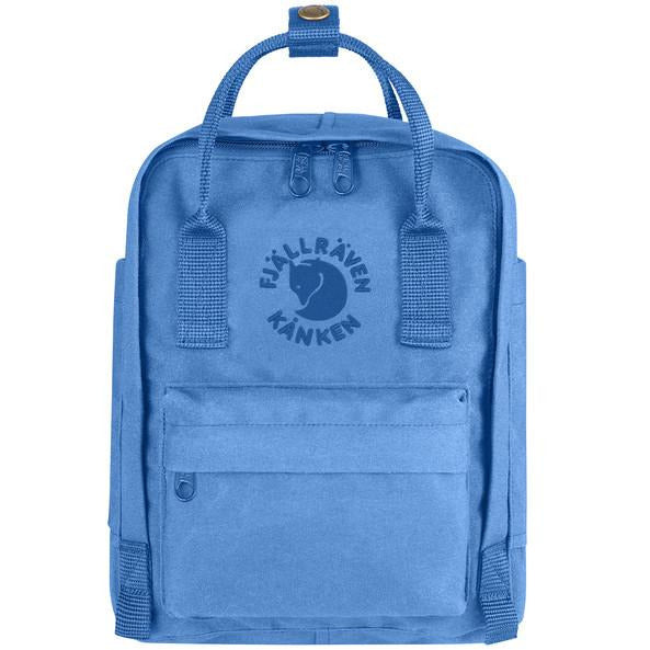 Nahrbtnik Fjällräven Re-Kånken Mini Backpack (Un Blue)